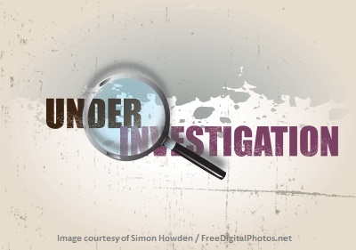 Under Investigation with attribution