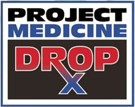 Project Medicine Drop Logo