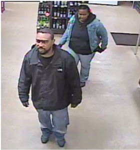 Liquor Mart Shoplifting Suspects